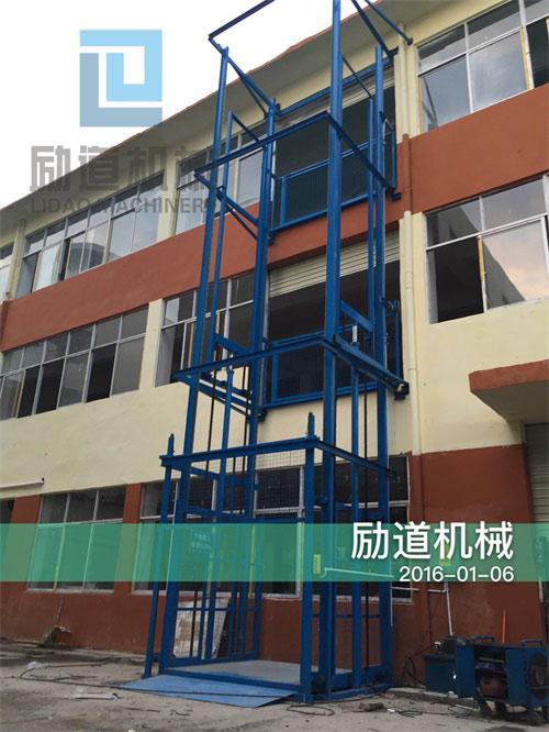 广州升降机货梯